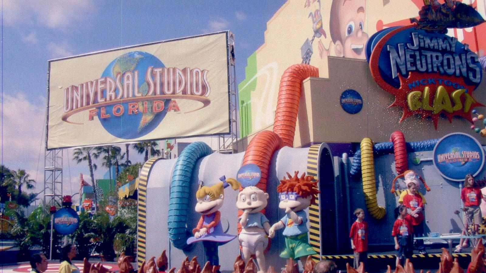 National Museum of Education, Jimmy Neutron Competition, Universal Studios